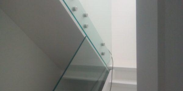 Glassrekkverk